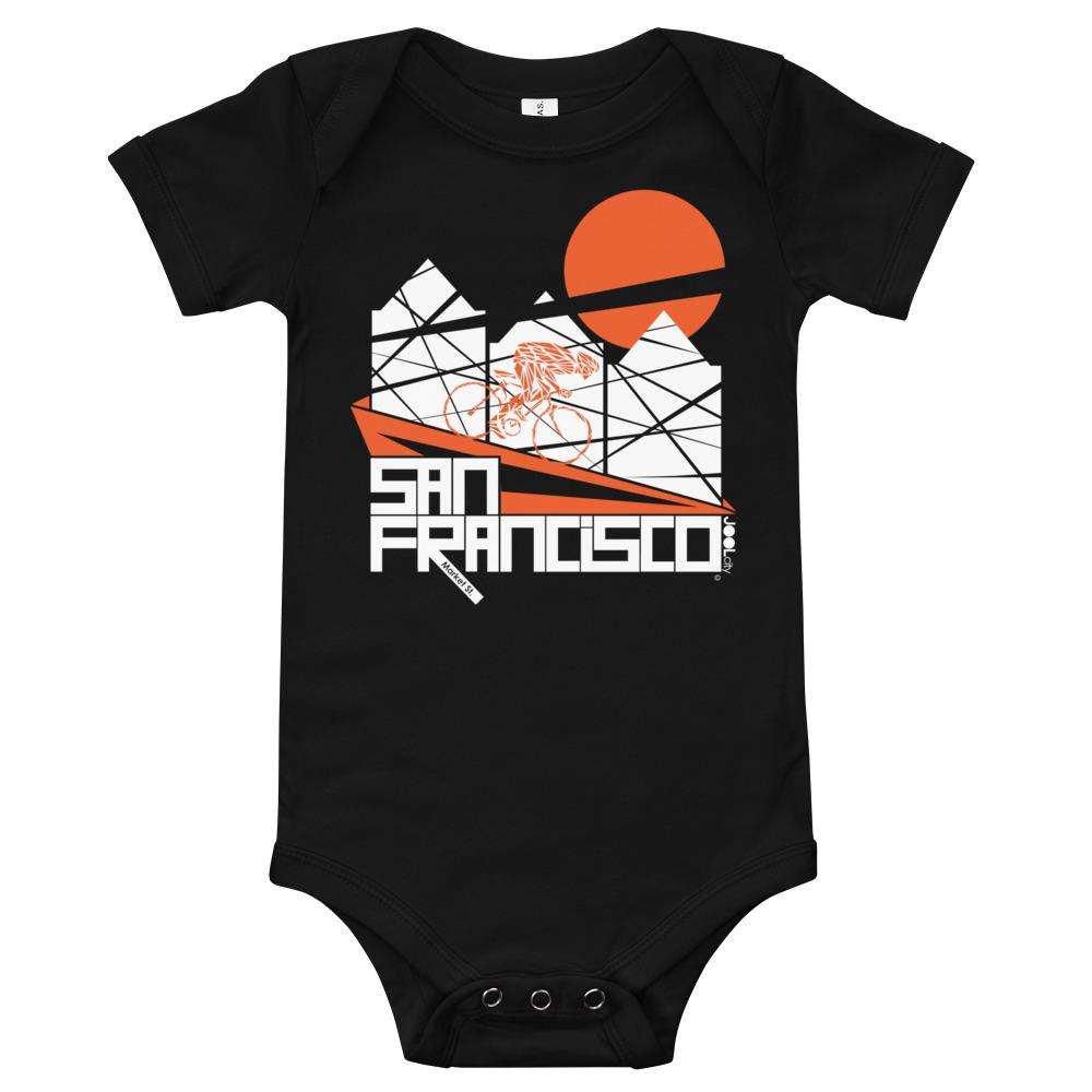 San Francisco Victorian Victorious Baby Onesie