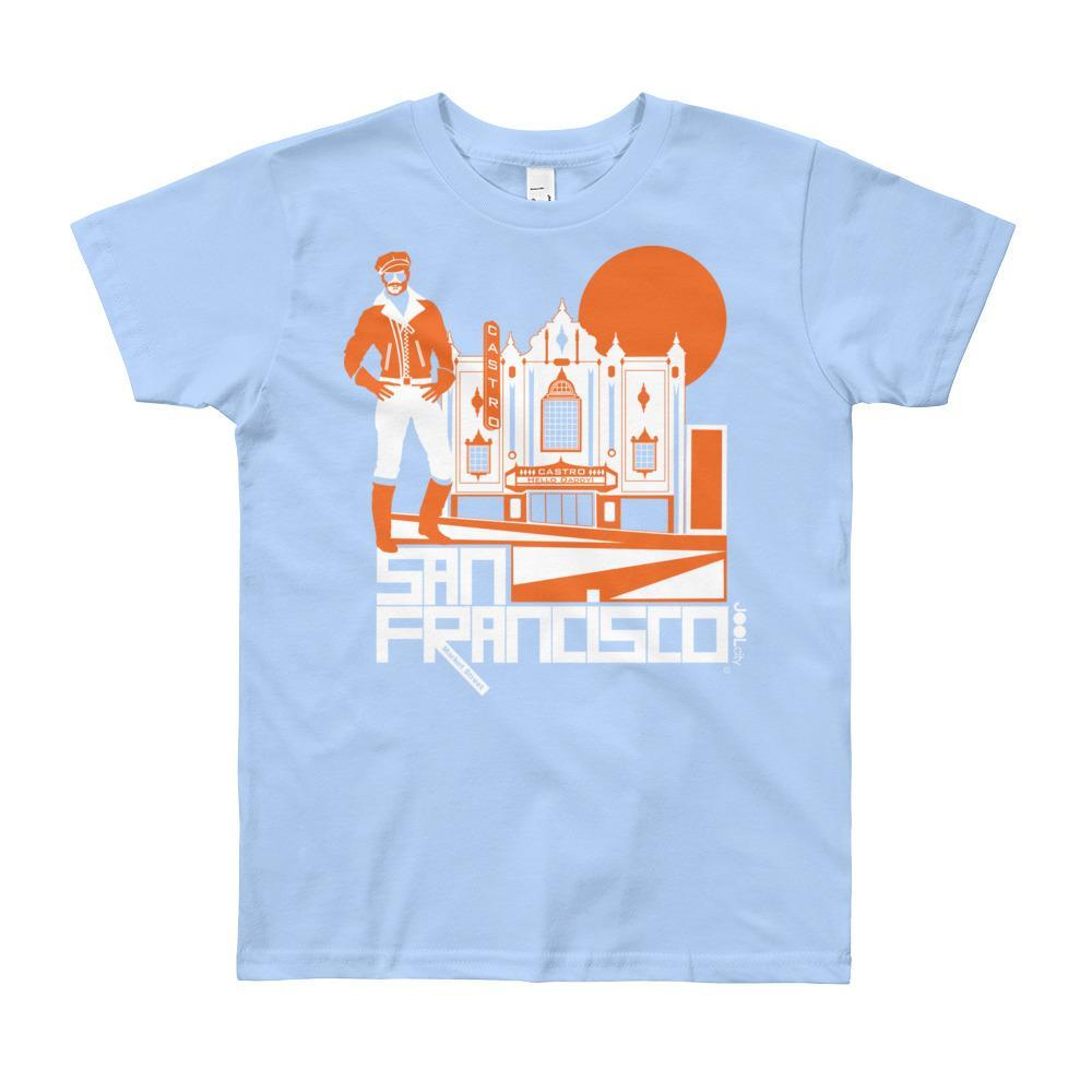 San Francisco Castro Daddy Youth Short Sleeve T-Shirt