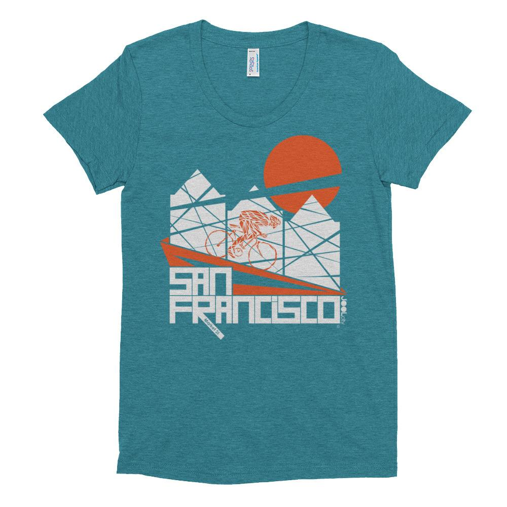 San Francisco Victorian Victorious Women's Short Sleeve T-shirt