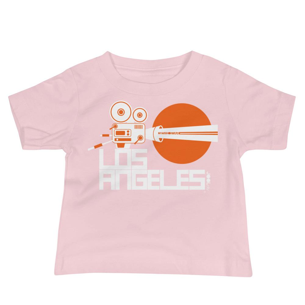 Los Angeles Movie Star Baby Jersey Short Sleeve Tee