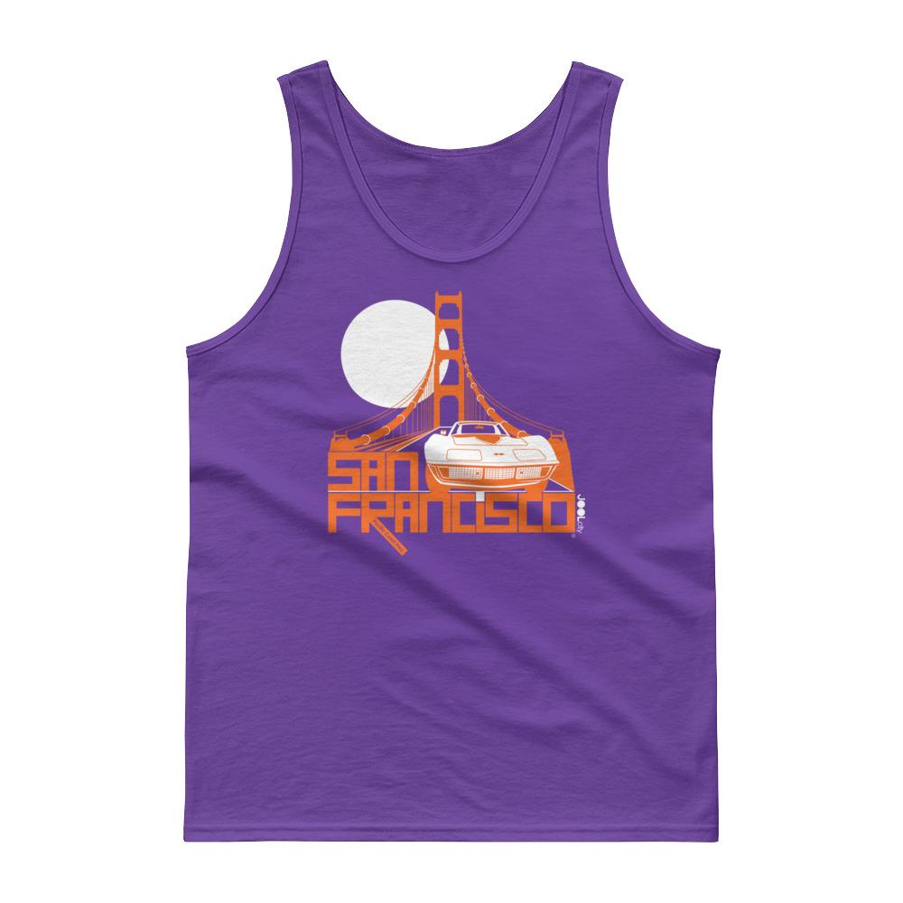 San Francisco Gate Away Men's Tank Top