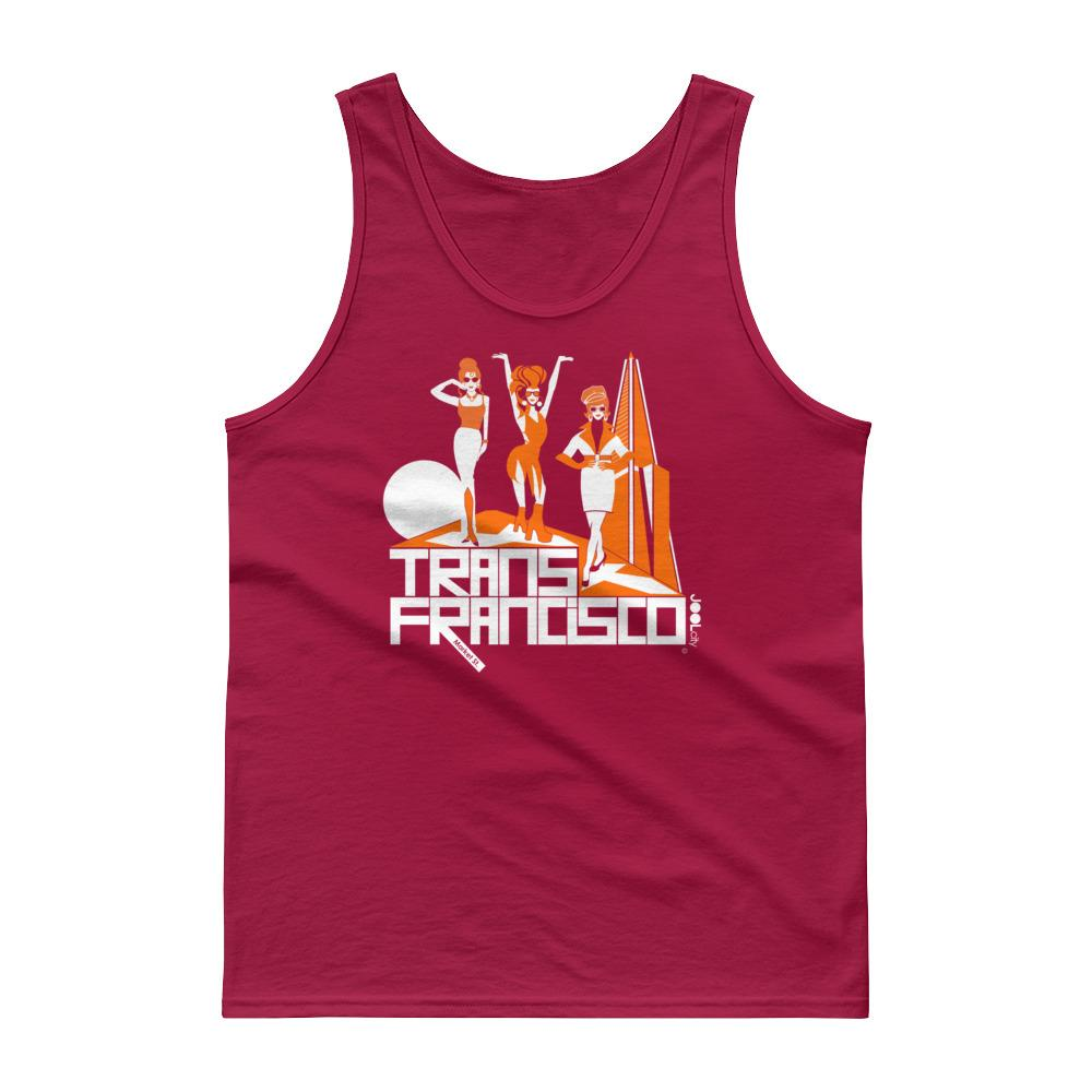 San Francisco Trans Town Men's Tank Top