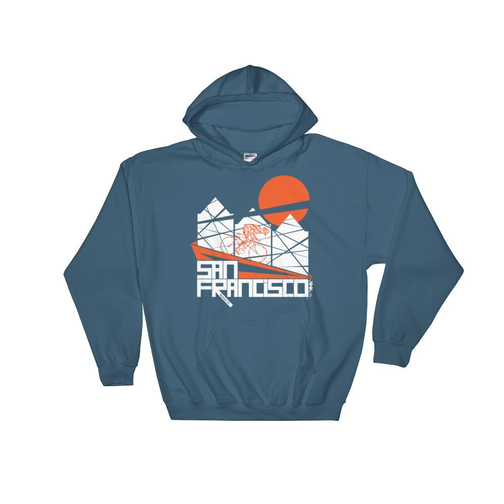 San Francisco Victorian Victorious Hooded Sweatshirt