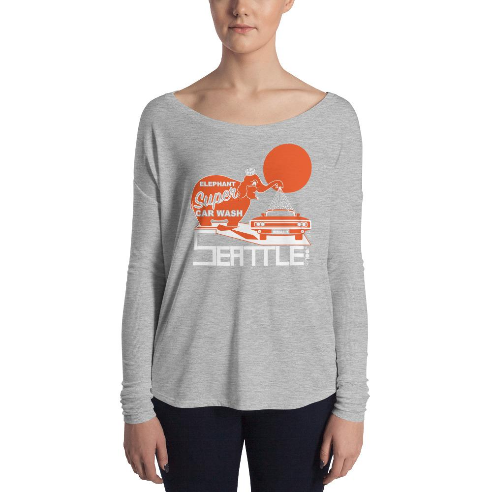 Seattle Ellie Wash Ladies' Long Sleeve Tee