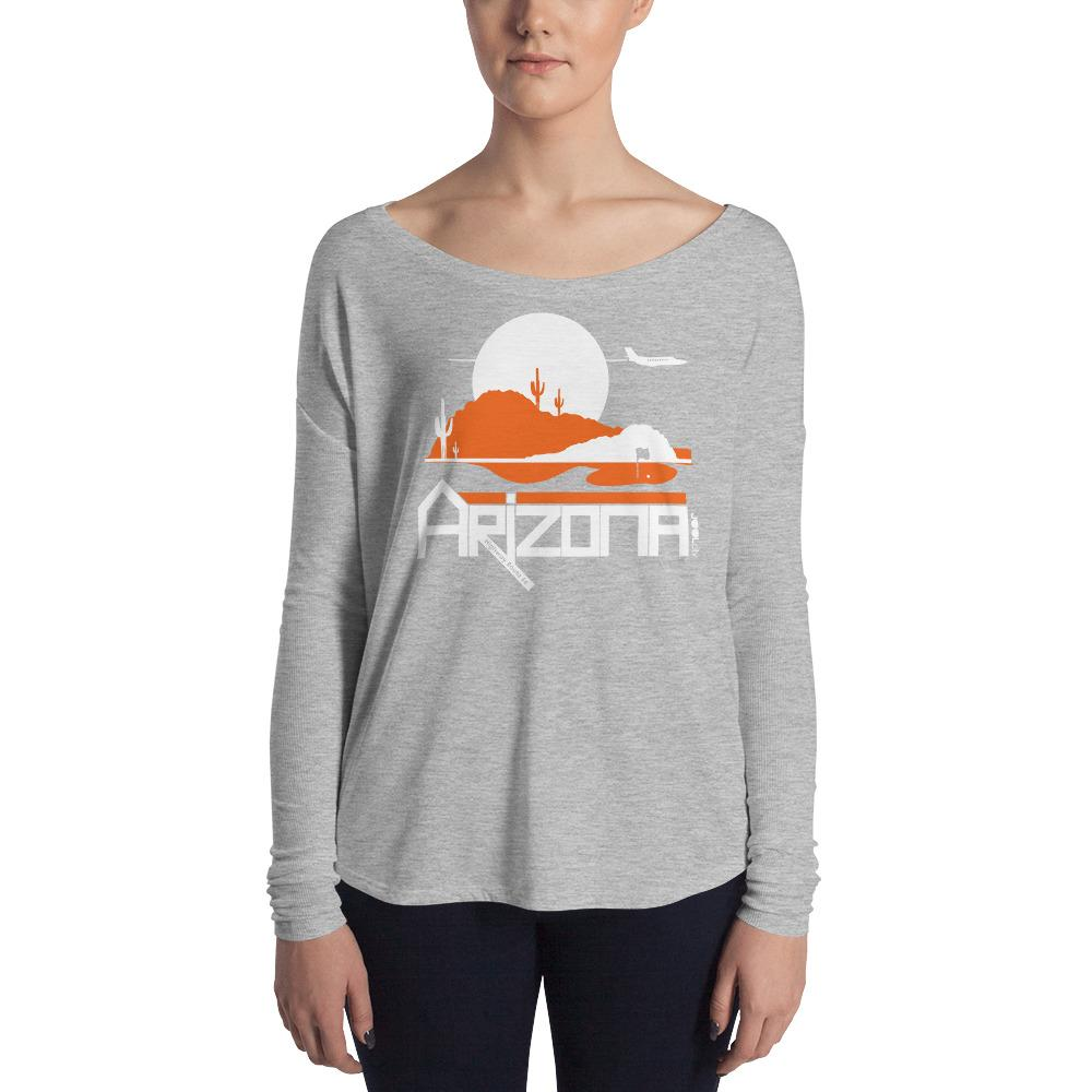 Arizona Tee High Ladies' Long Sleeve Tee