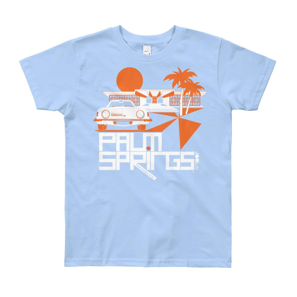 Palm Springs Swank City Youth Short Sleeve T-Shirt
