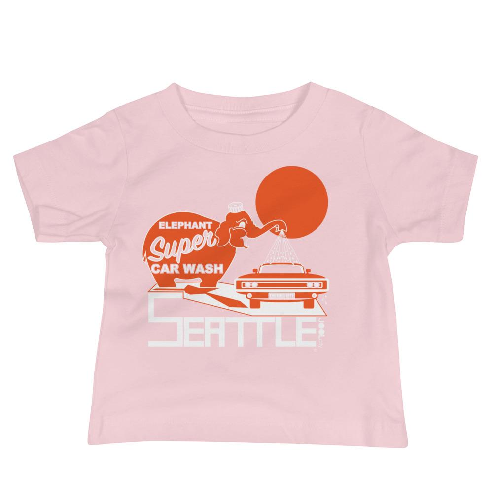 Seattle Ellie Wash Baby Jersey Short Sleeve Tee