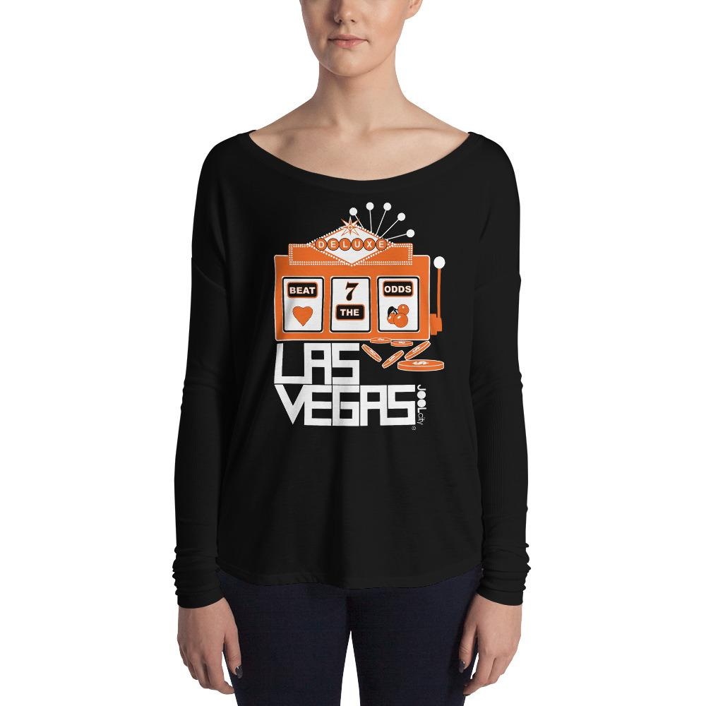 Las Vegas Beat The Odds Ladies' Long Sleeve Tee