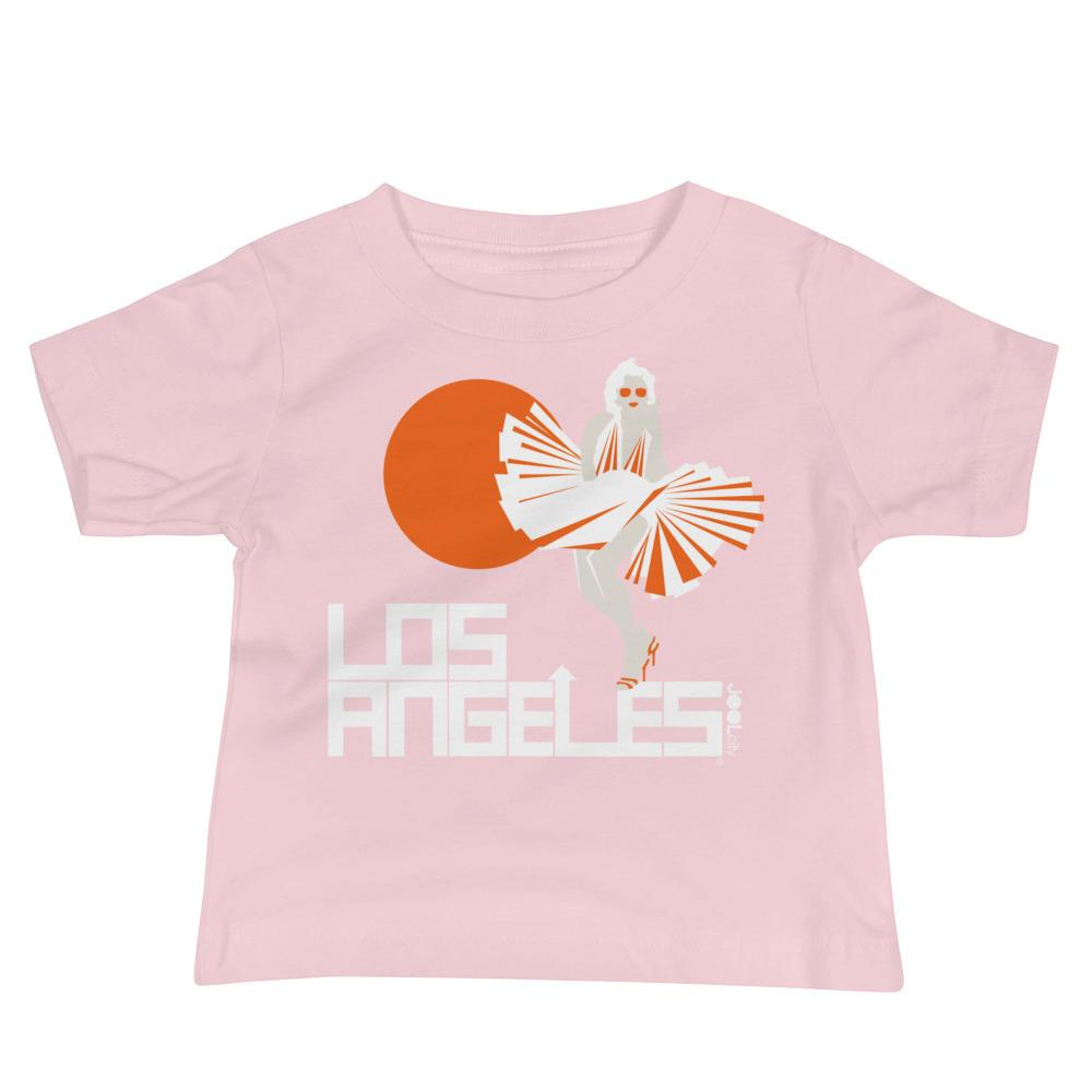 Los Angeles My Girl Baby Jersey Short Sleeve Tee