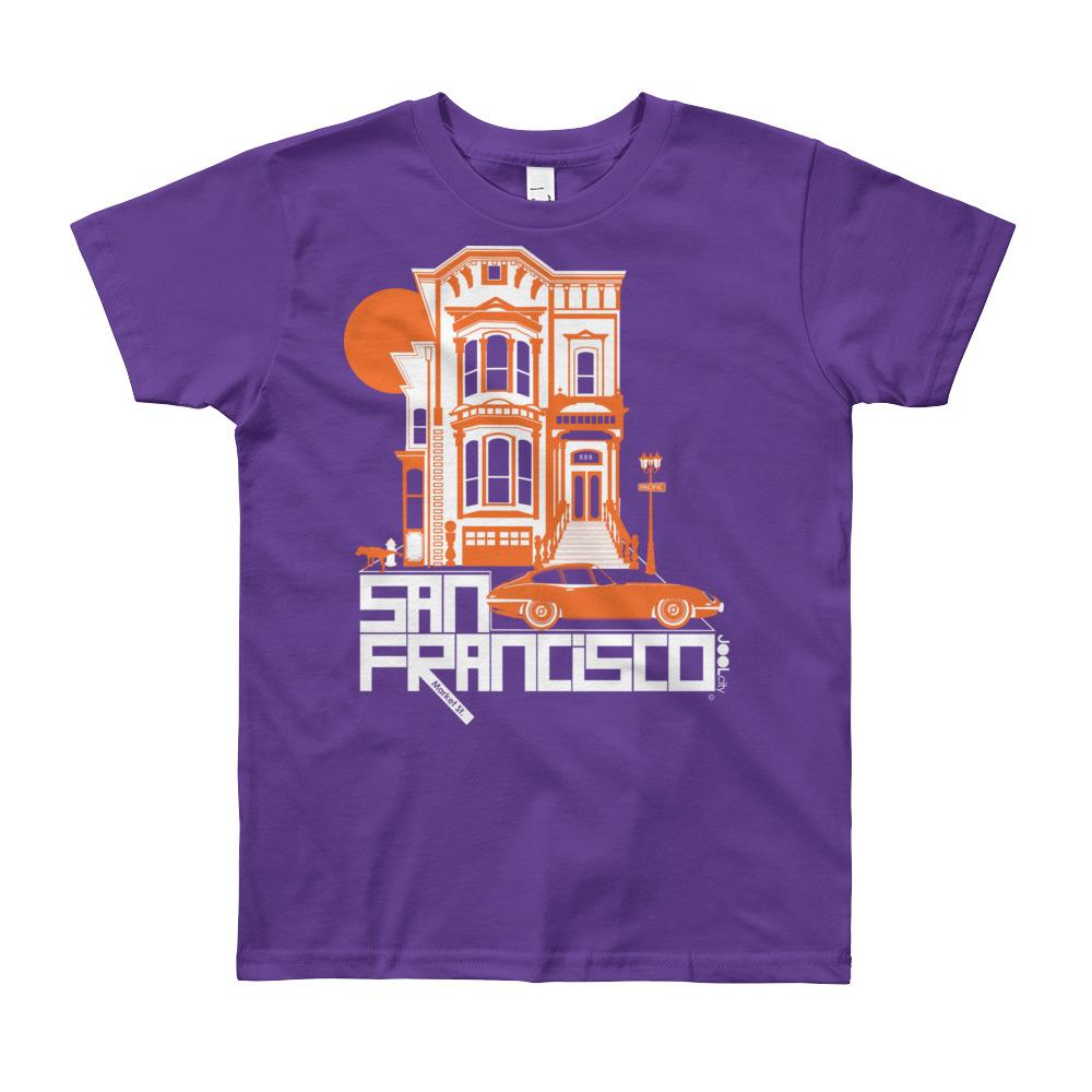 San Francisco Victorian Dream Youth Short Sleeve T-Shirt