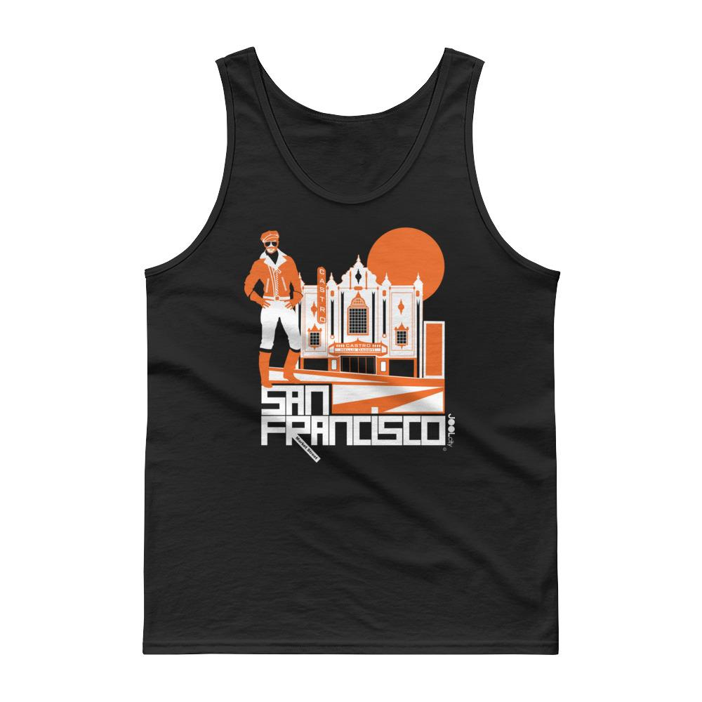 San Francisco Castro Daddy Men's Tank Top
