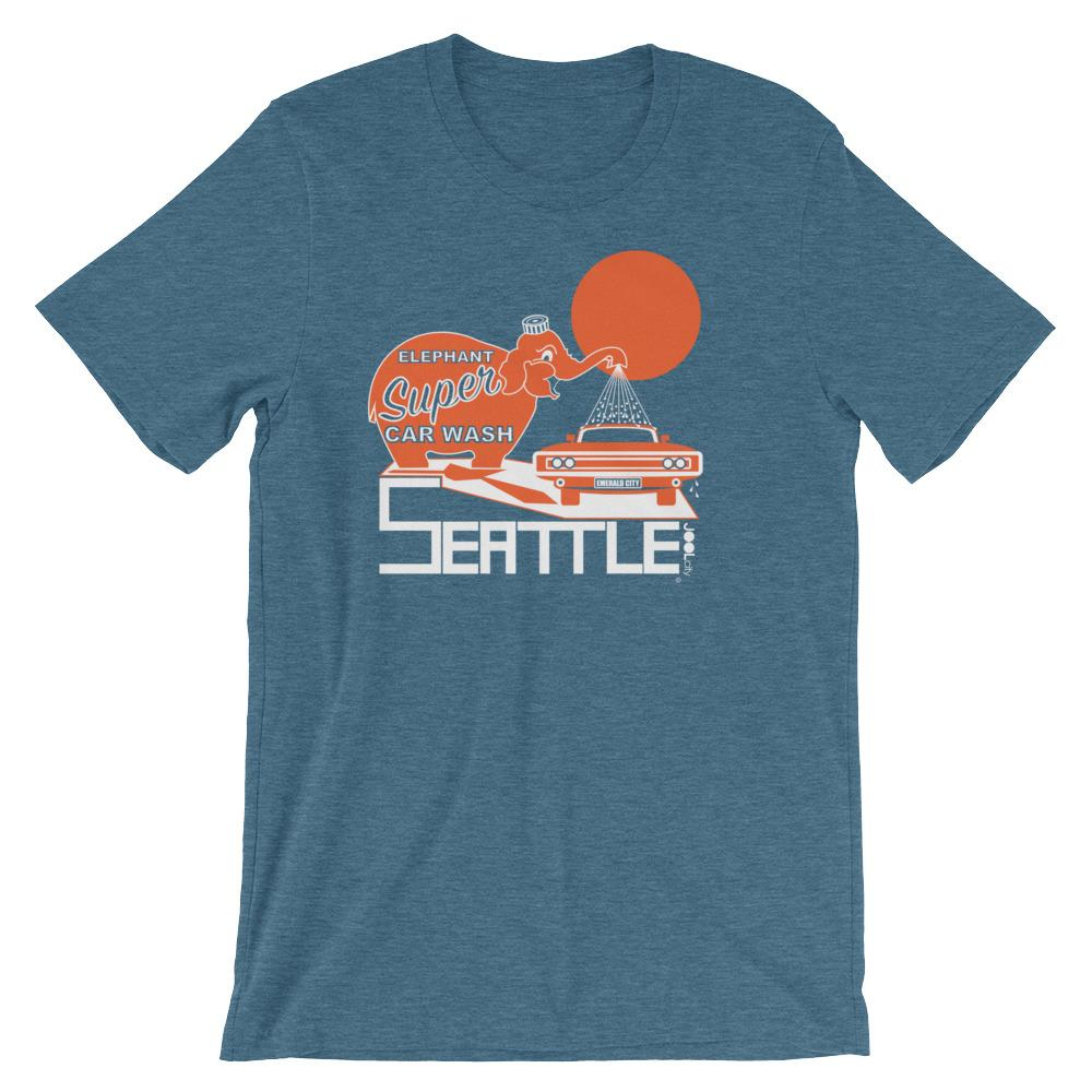 Seattle Ellie Wash Short-Sleeve Men's T-Shirt