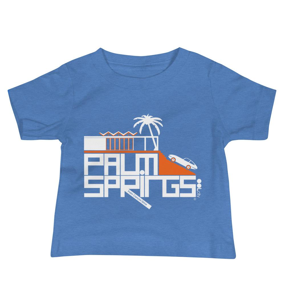 Palm Springs Hill House Baby Jersey Short Sleeve Tee