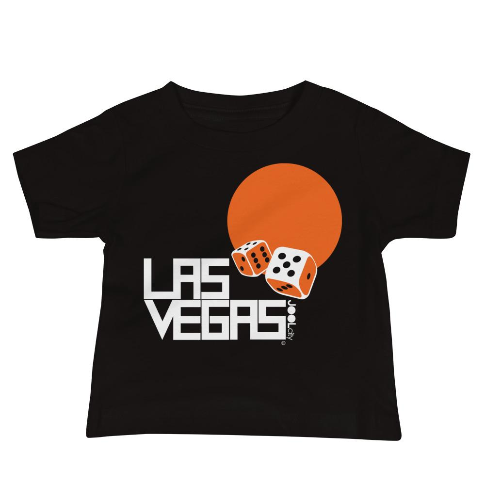 Las Vegas Dice Roll Baby Jersey Short Sleeve Tee T-Shirts Black / 18-24m designed by JOOLcity