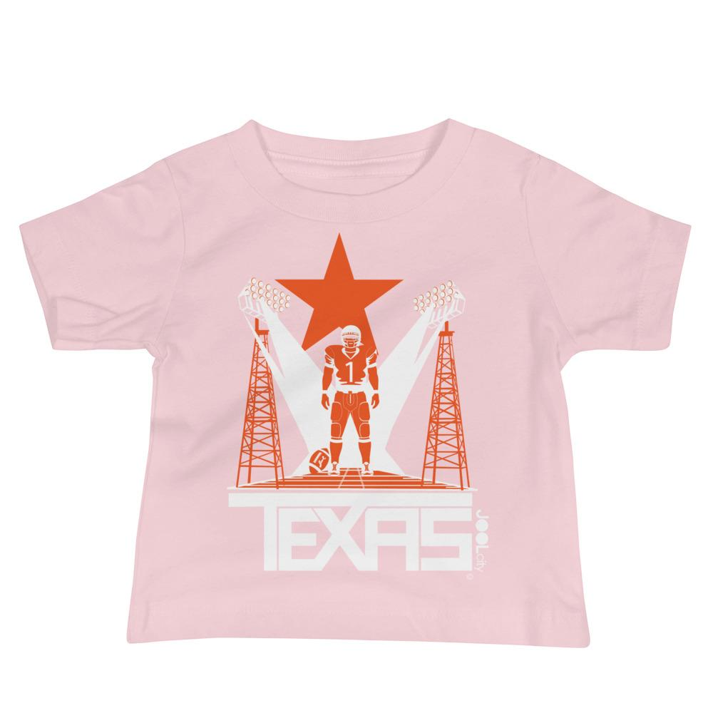 Texas Player One Baby Jersey Short Sleeve Tee