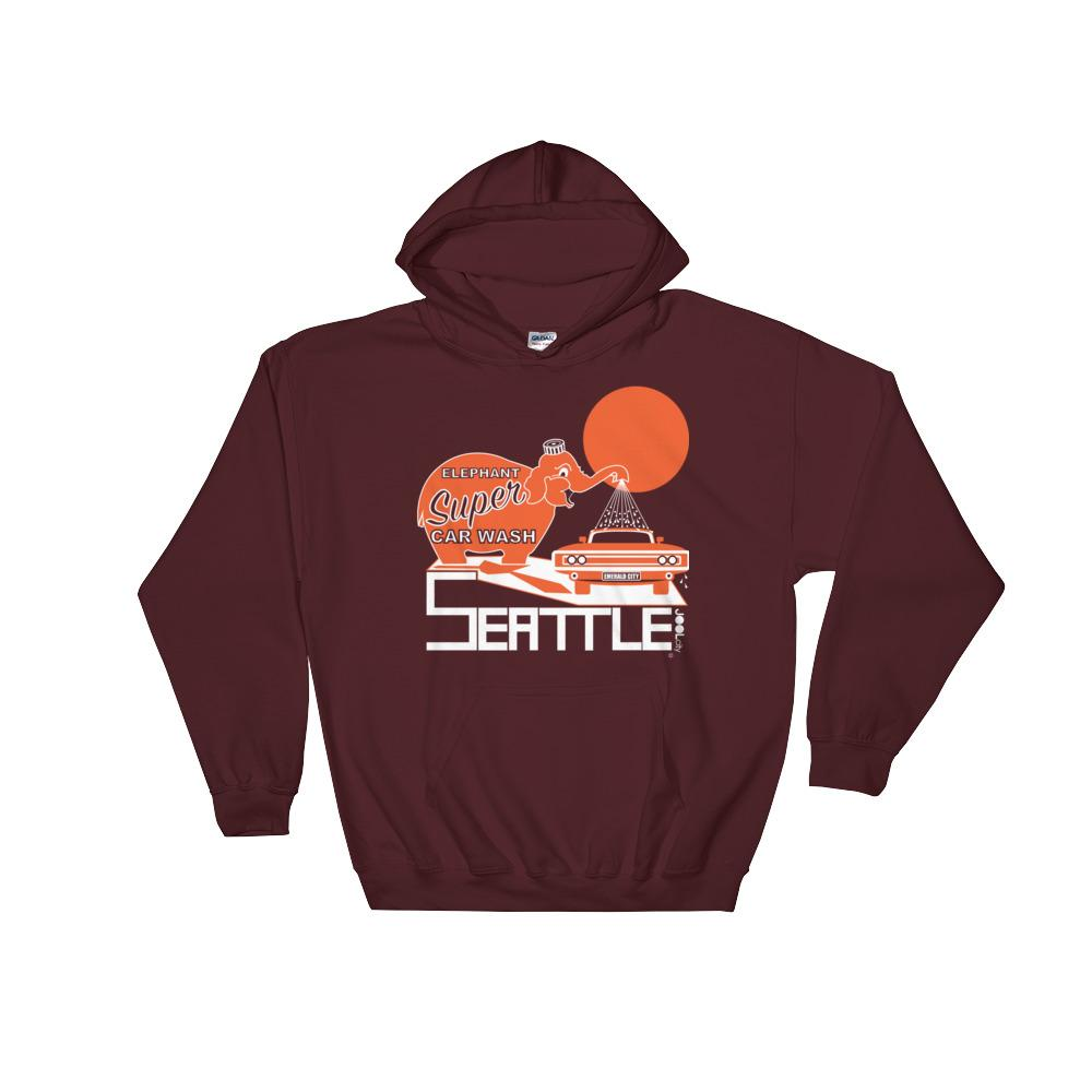 Seattle Ellie Wash Hooded Sweatshirt
