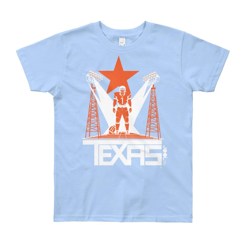 Texas Player One Youth Short Sleeve T-Shirt