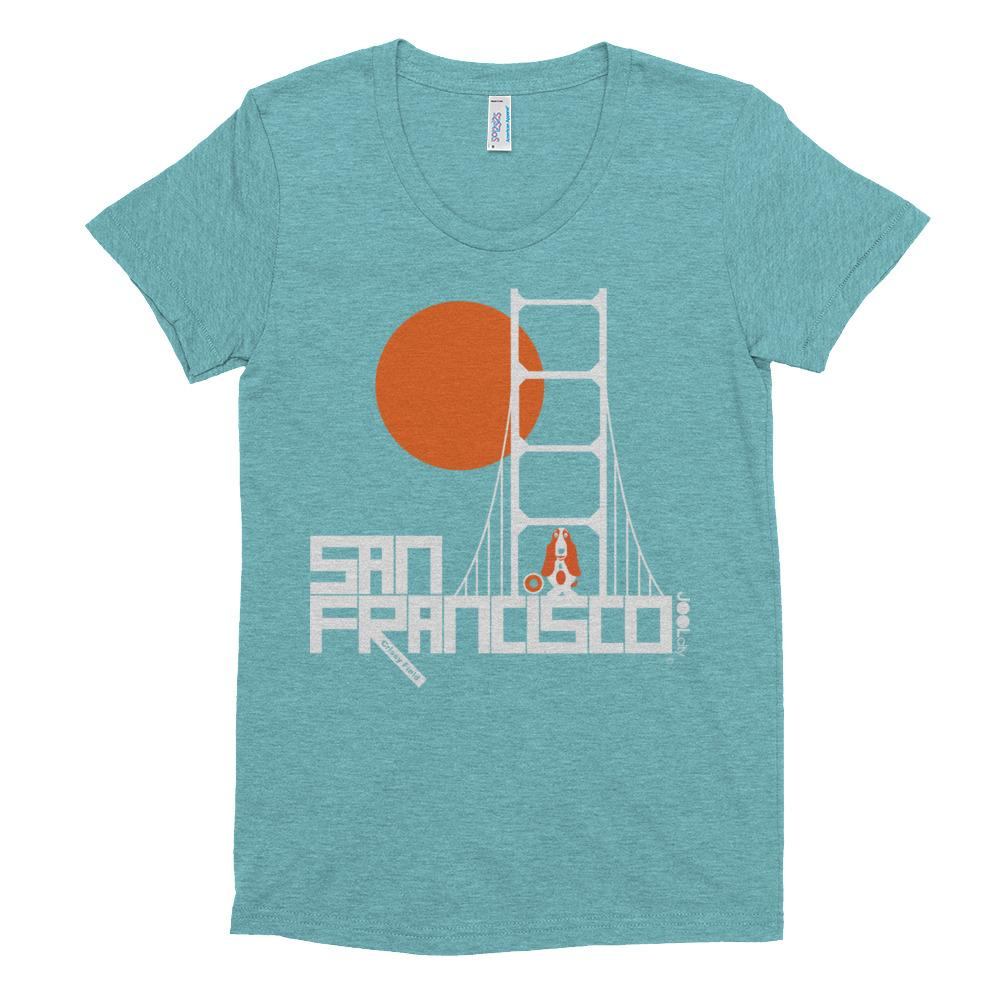 San Francisco Doggone It Women's Short Sleeve T-shirt