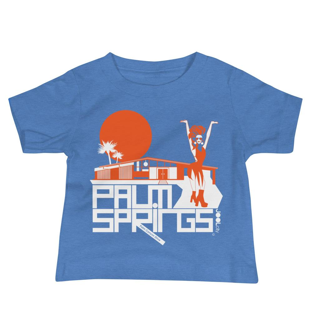 Palm Springs Glam Girl House Baby Jersey Short Sleeve Tee