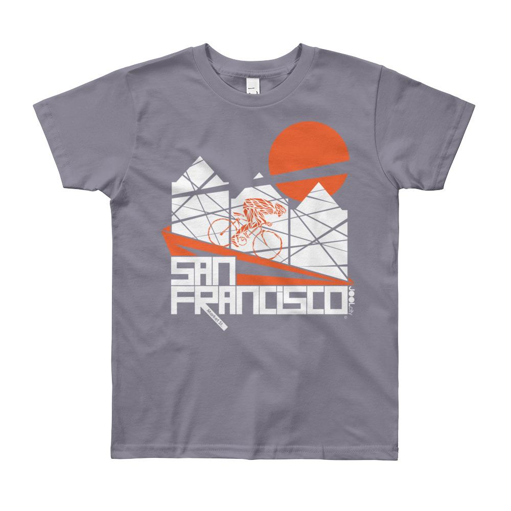 San Francisco Victorian Victorious Youth Short Sleeve T-Shirt