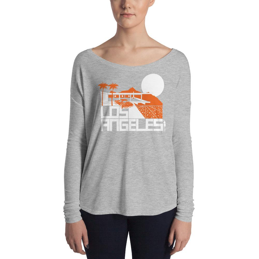 Los Angeles Cliff House Ladies' Long Sleeve Tee