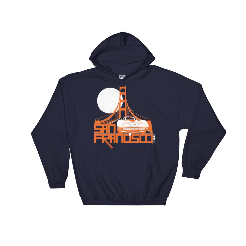 San Francisco Gate Away Hooded Sweatshirt