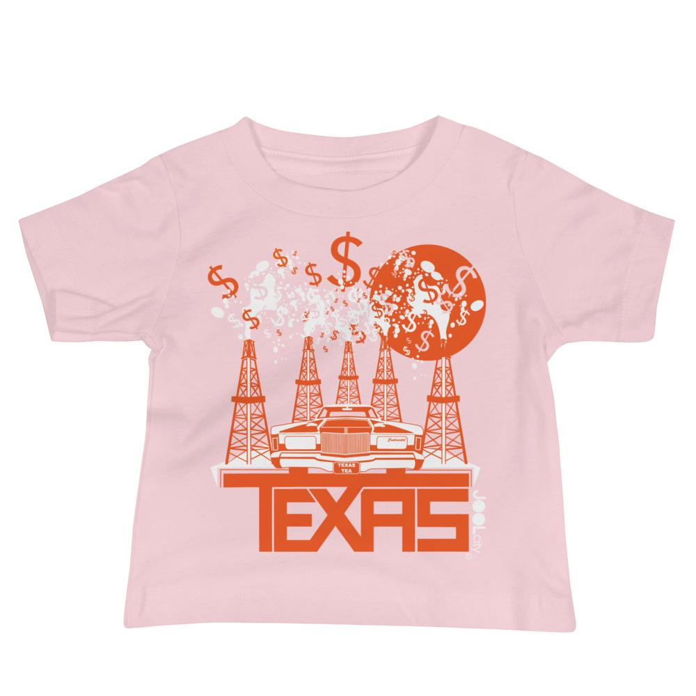 Texas Tea Baby Jersey Short Sleeve Tee