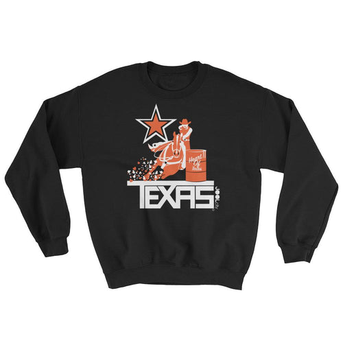 Texas Rodeo Girl Sweatshirt