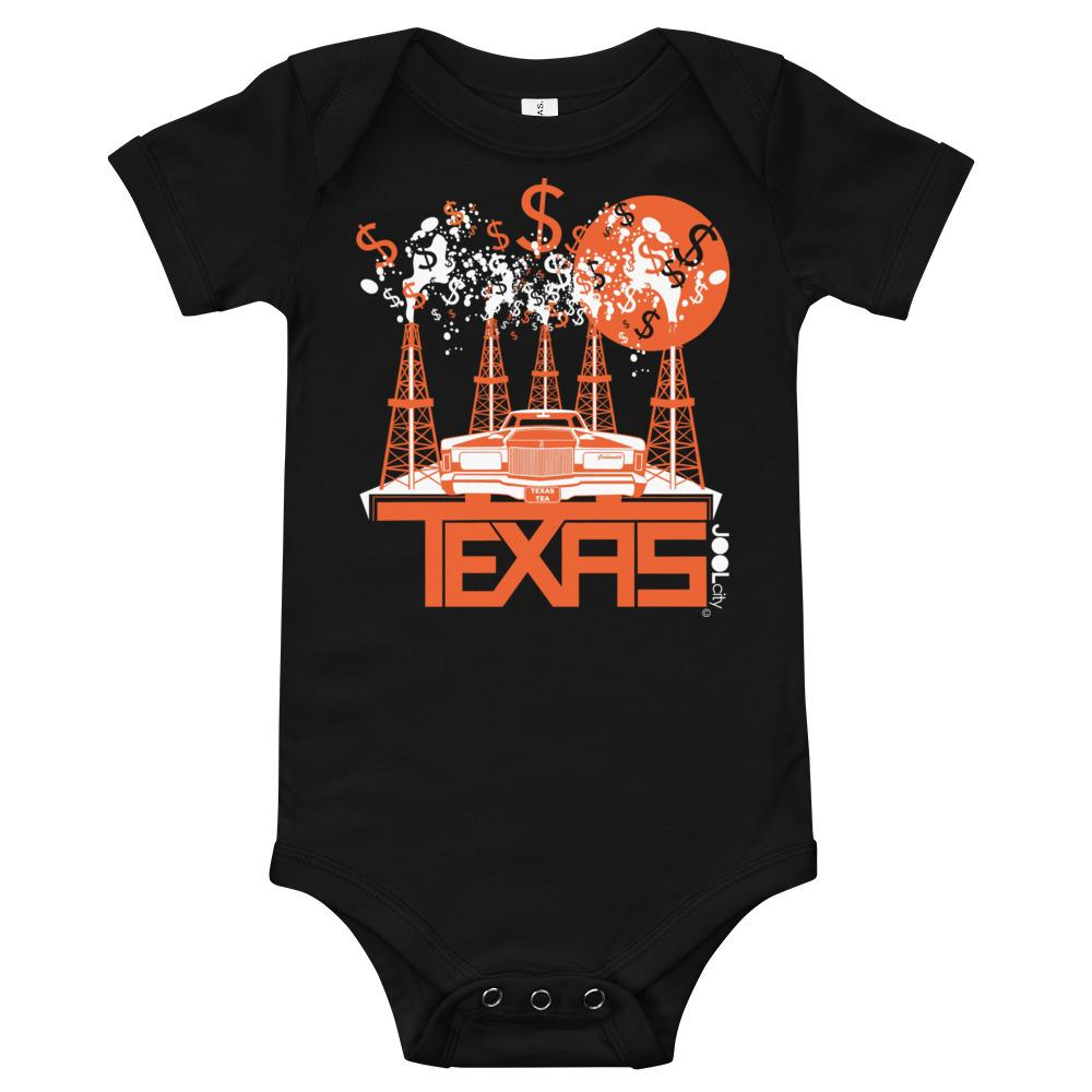 Texas Tea Baby Onesie