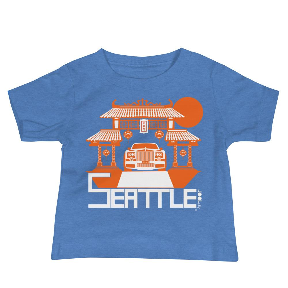 Seattle Chinatown Rolls Baby Jersey Short Sleeve Tee