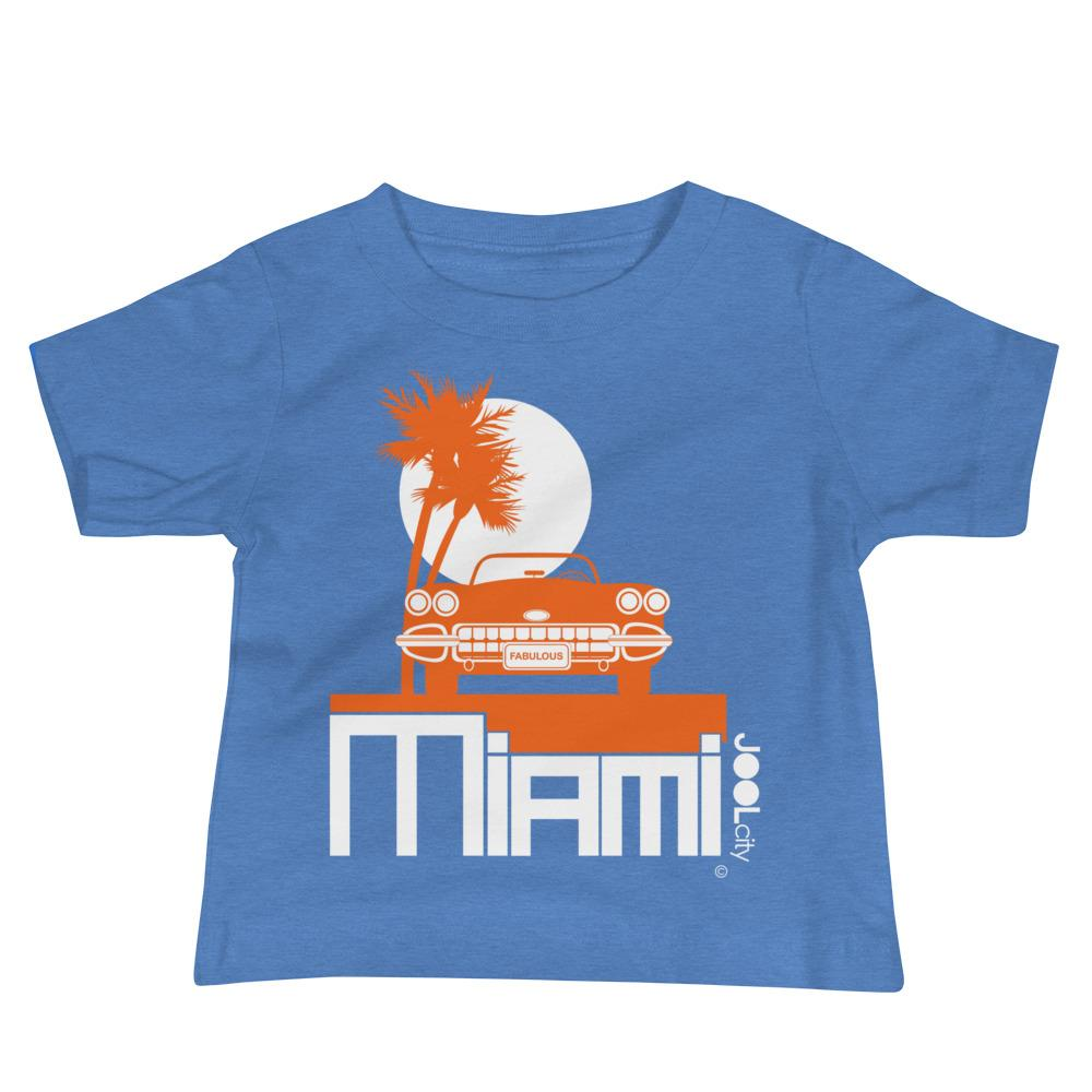 Miami Palm Cruise Baby Jersey Short Sleeve Tee