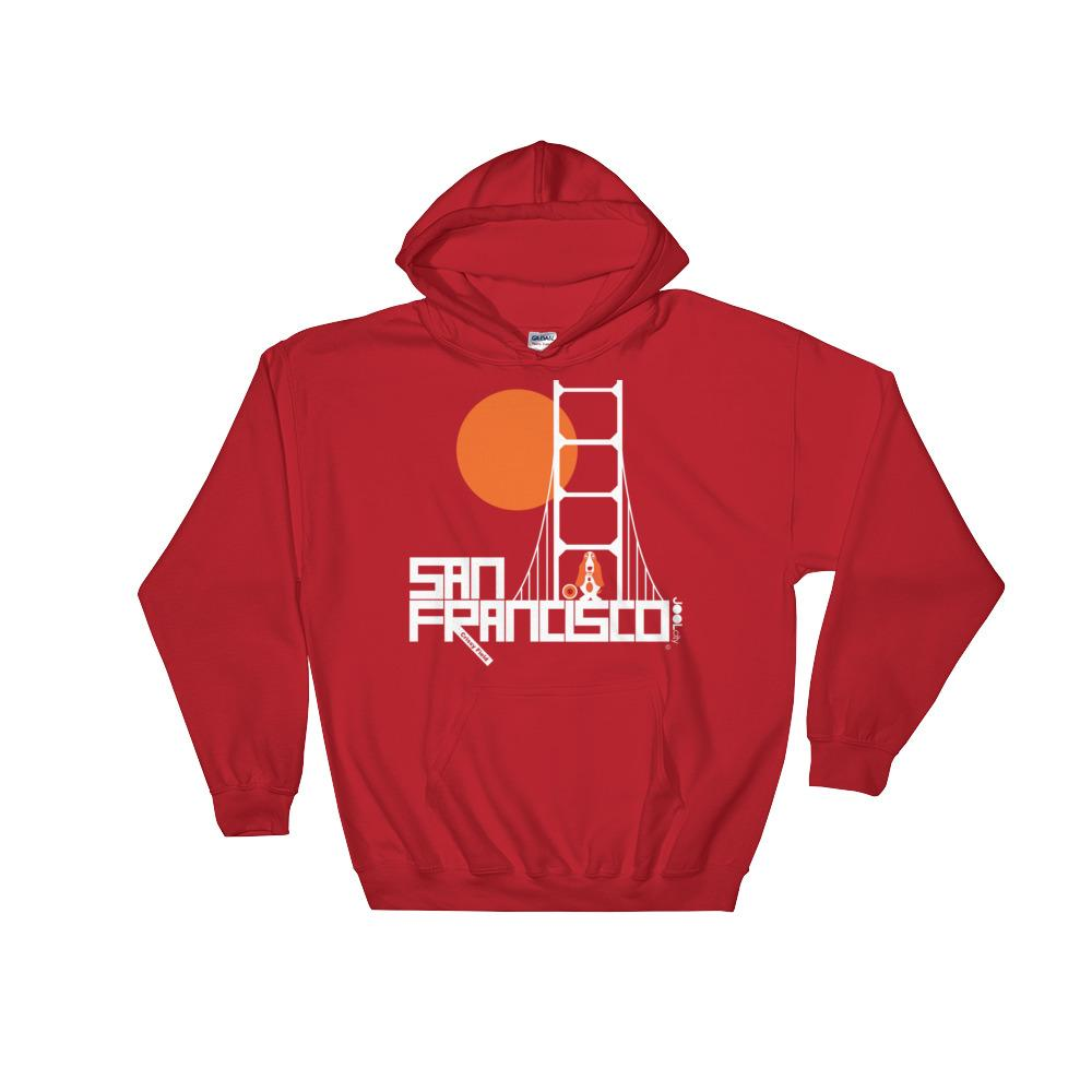 San Francisco Doggone It Hooded Sweatshirt