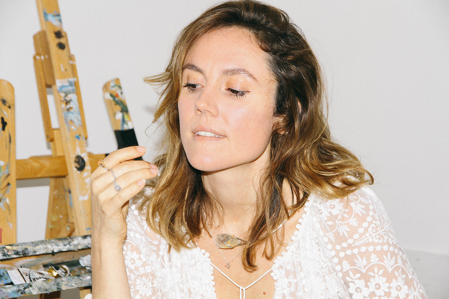 Maniamania fine jewellery In Conversation with Leah Fraser