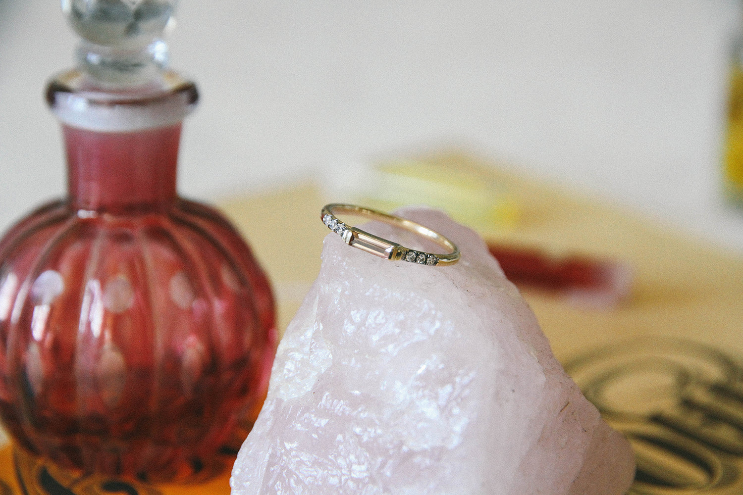 Maniamania fine jewellery In Conversation with Alanna Quin The Ayu scented oils