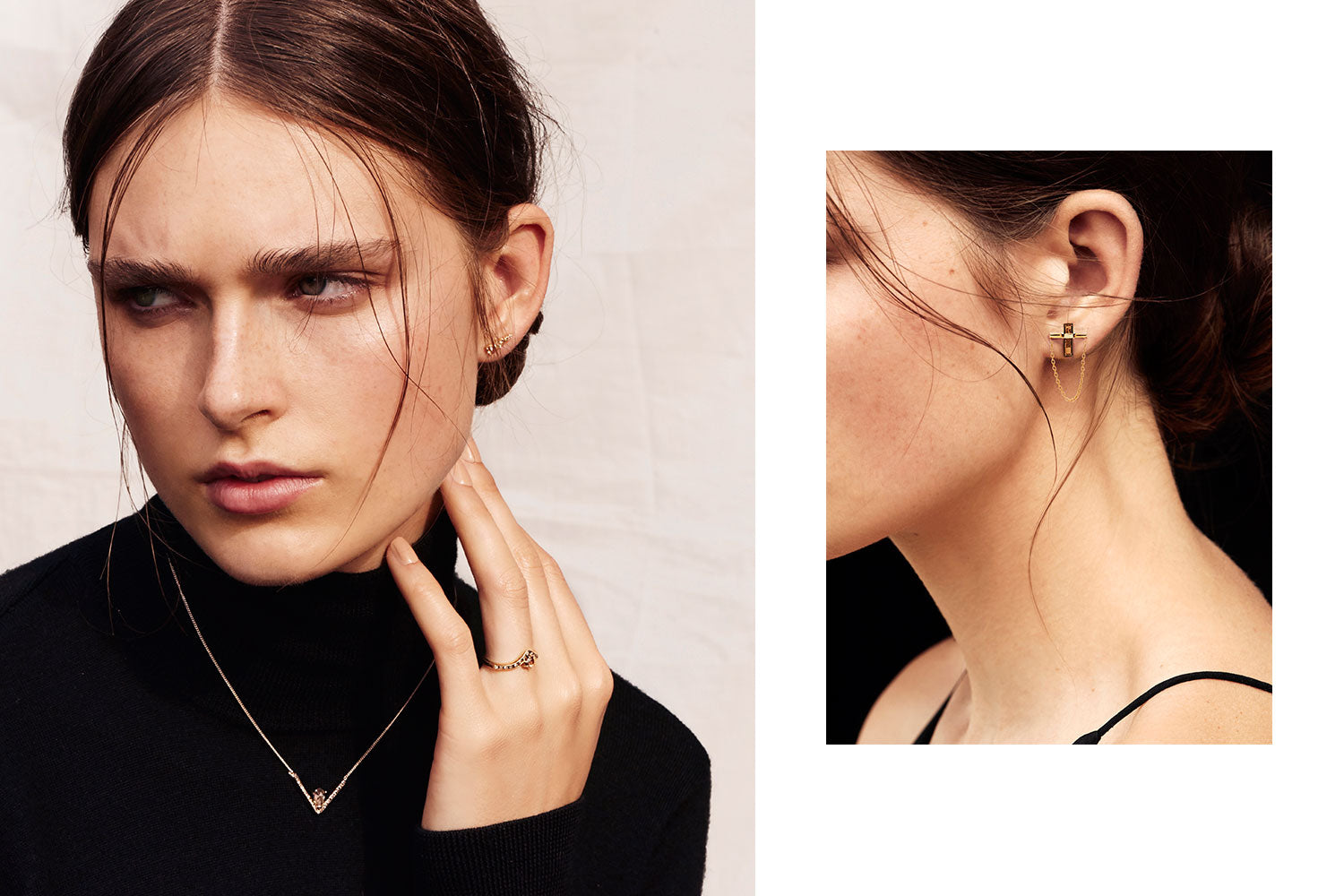 Maniamania fine jewellery Sacred Lookbook