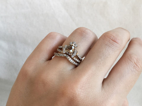 Ritual Solitaire Ring - In Stock Now