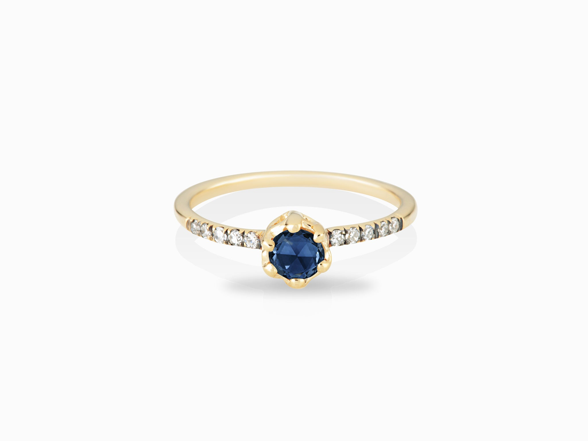 Entity Solitaire Ring