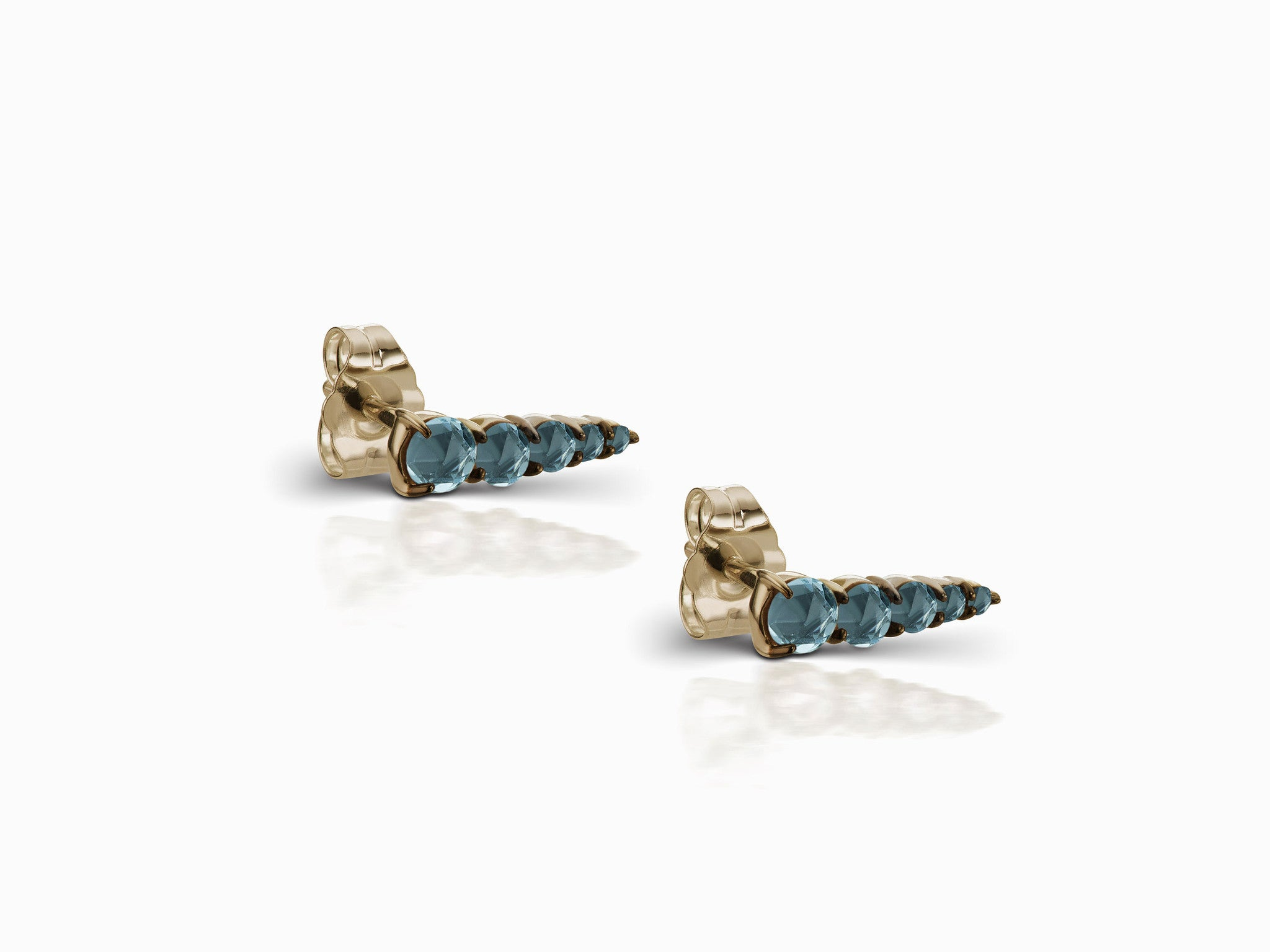 Hydra Stud Earrings