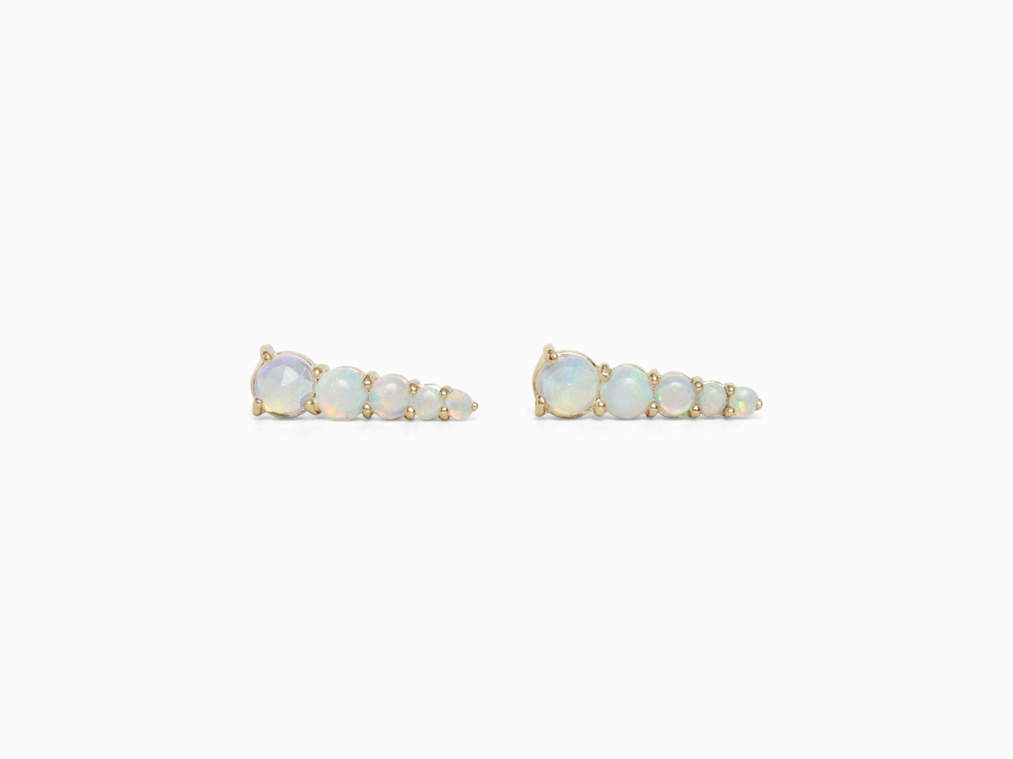 Hydra Stud Earrings - In Stock Now