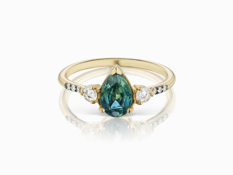 Grand Radiance Ring - In Stock Now