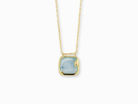 Serpentine Pendant - In Stock Now