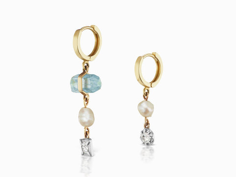 Aphrodite Charm Earrings