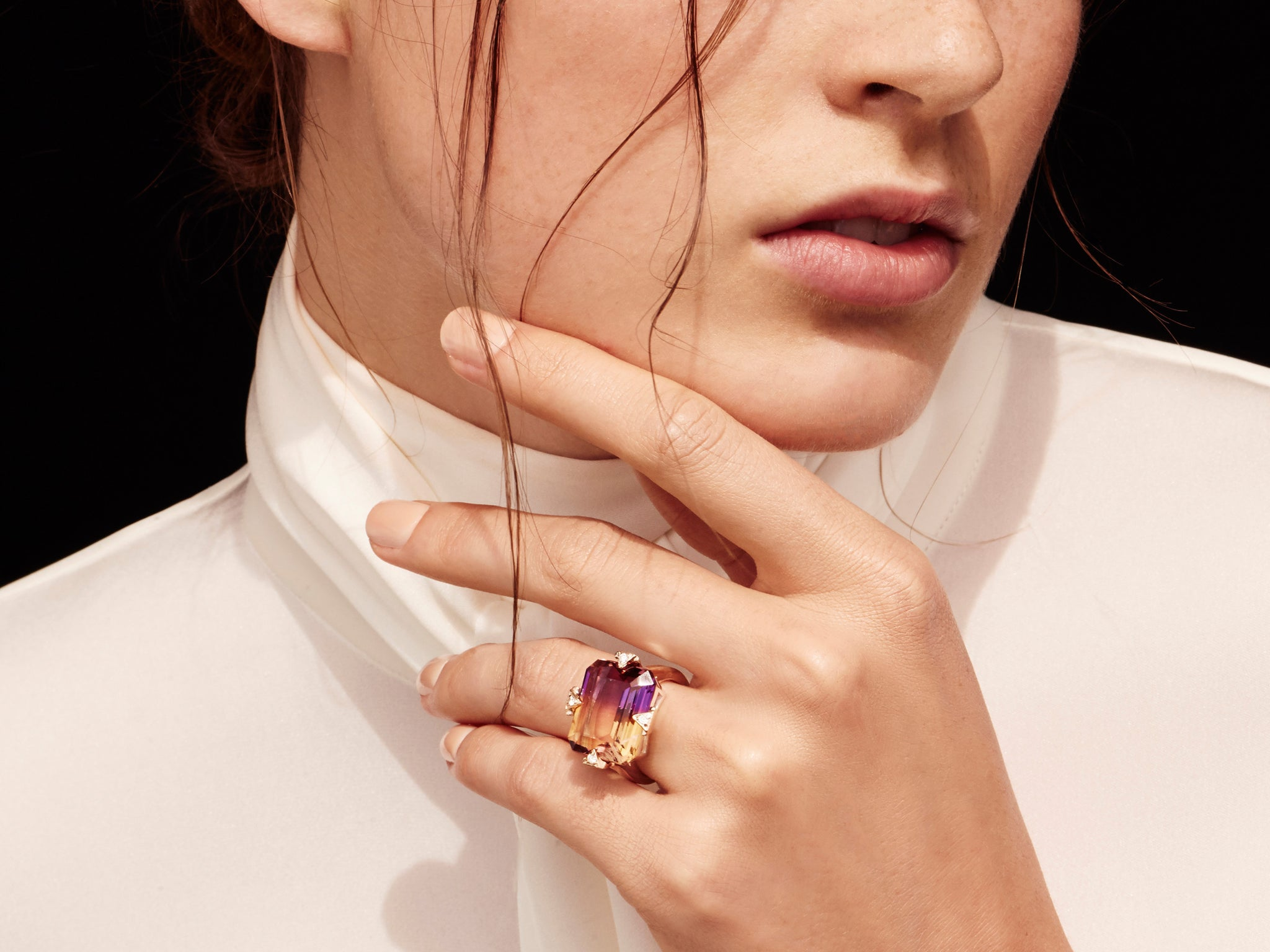Manifest Cocktail Ring