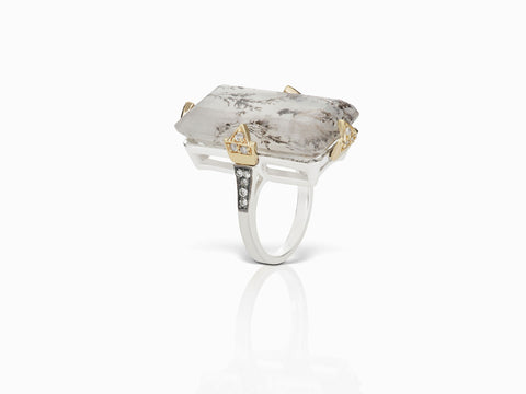 Phenomena Cocktail Ring