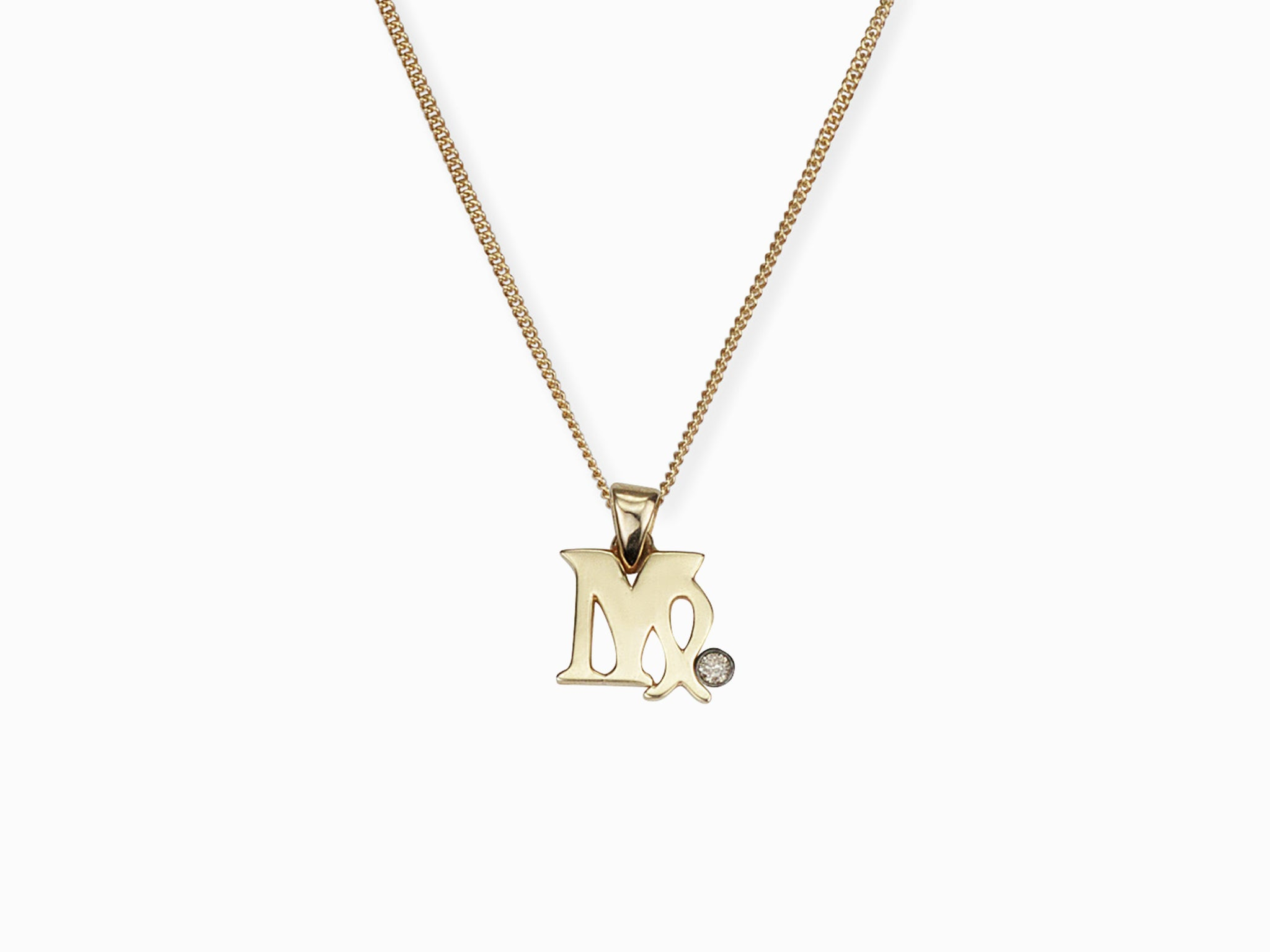 gold vermeil virgo diamonds zodiac all no necklace products constellation