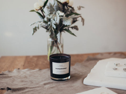 Black Magic Candle