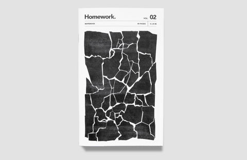 Homework Notebook Vol. 02