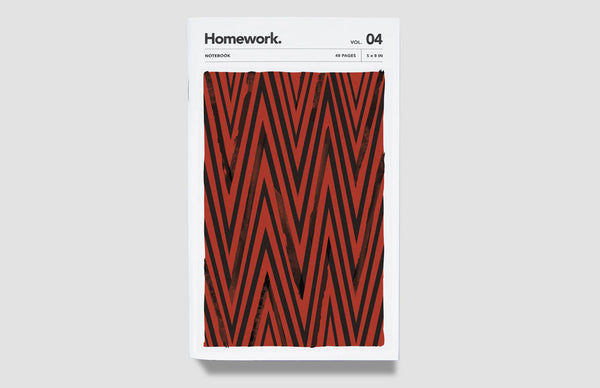 Homework Notebook Vol. 04