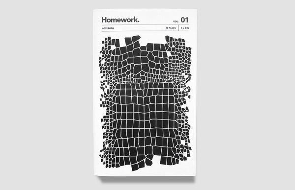 Homework Notebook Vol. 01