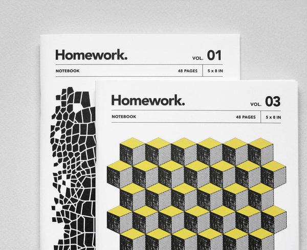 Homework Notebook Vol. 03